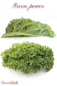 kale green power