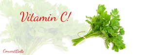 parsley Vit C