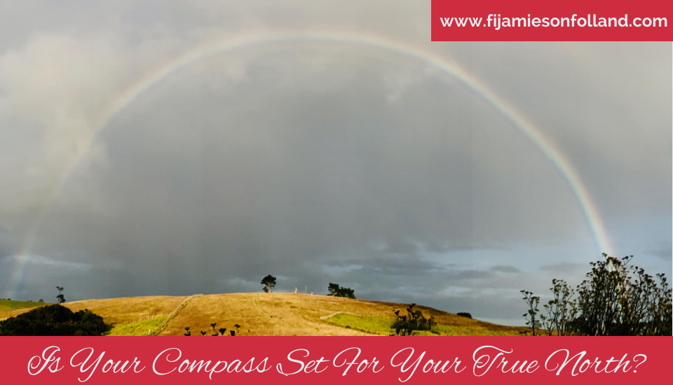 Is Your Compass Set For Your True North?