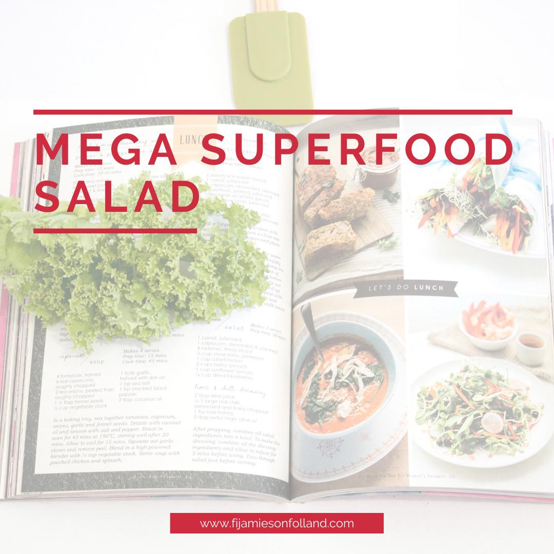Mega Superfood Salad