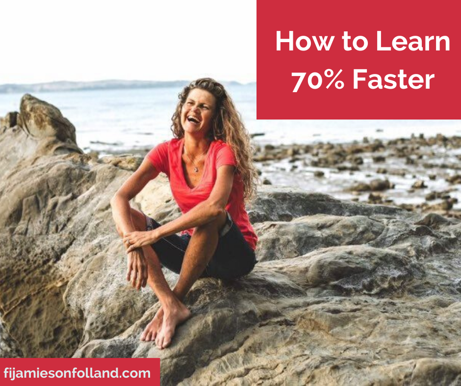 How to Learn 70% FasterHow to Learn 70% Faster