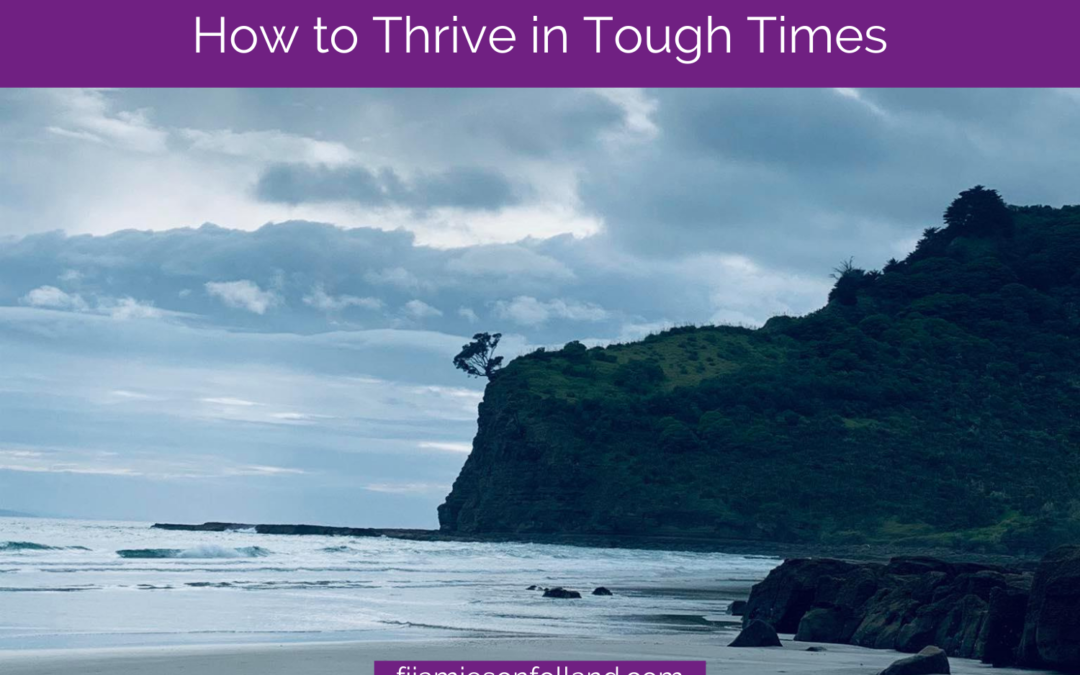 How to Thrive in Tough Times