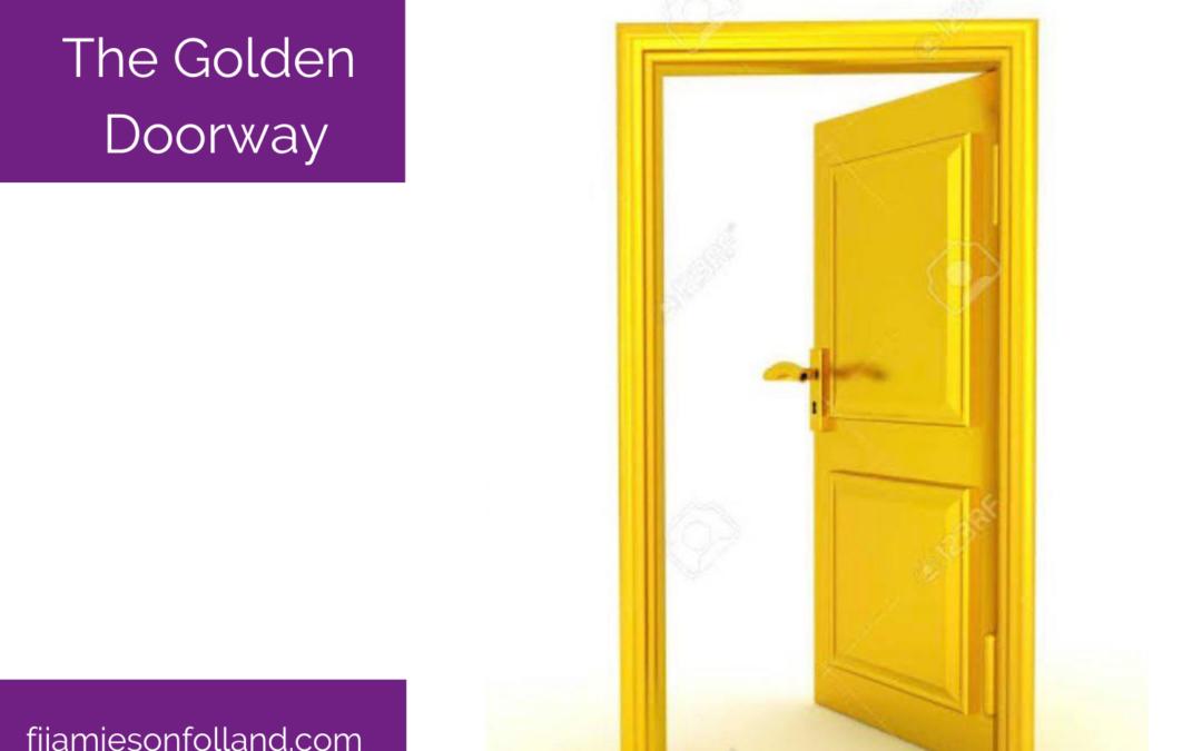 The Golden Doorway